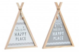 GUARDALLAVES MADERA 29X3,5X39 TIPI 2 SURT.