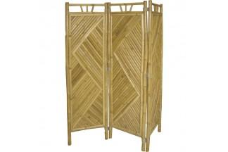 Pantalla de bambú