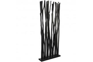 Base + 19 tallos de madera negra
