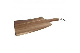 Tabla de cortar rectangular Acacia