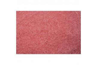 Engarzado de pergamina rosada