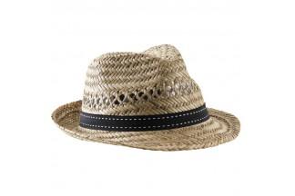 Sombrero de caballero para niños en prisa natural