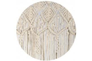 Cortina de hilo de algodón