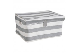 Caja de almacenamiento de poliéster