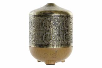 DIFUSOR AROMA LED 12,7X12,7X18 250 ML, HUMIDIFICAD